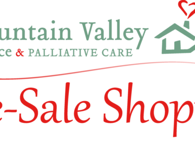 Mountain Valley Hospice Re-Sale Shoppe is Re-Opened
