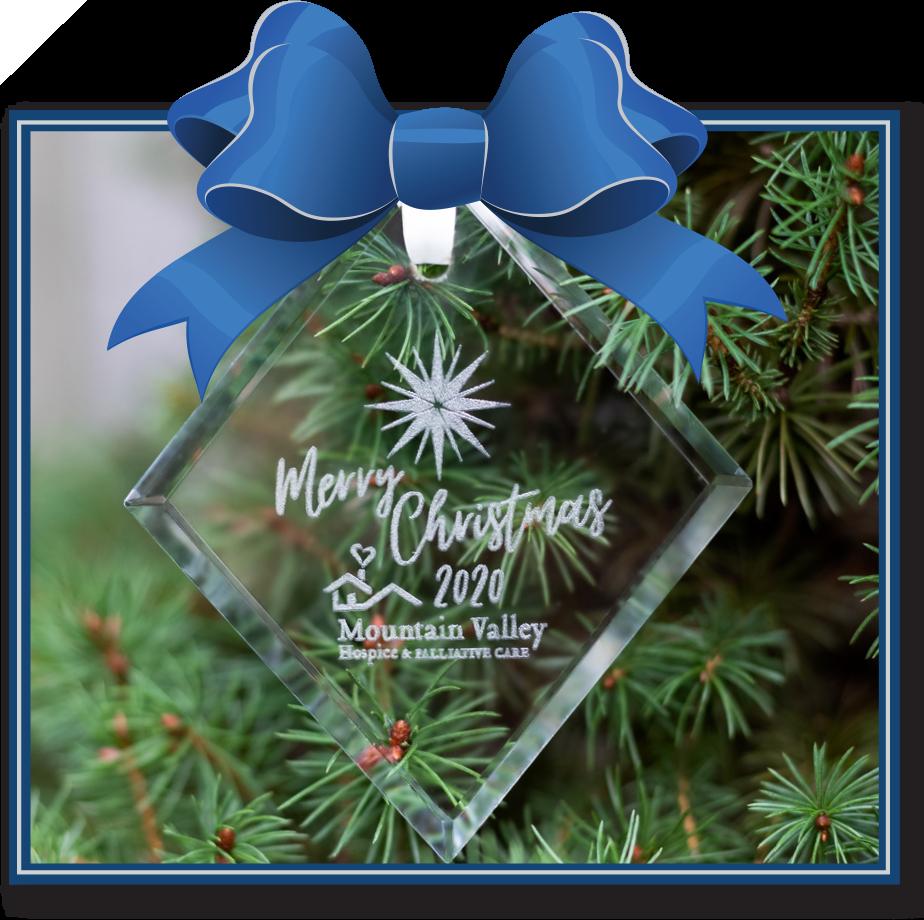 Christmas Ornament Order Form 2020