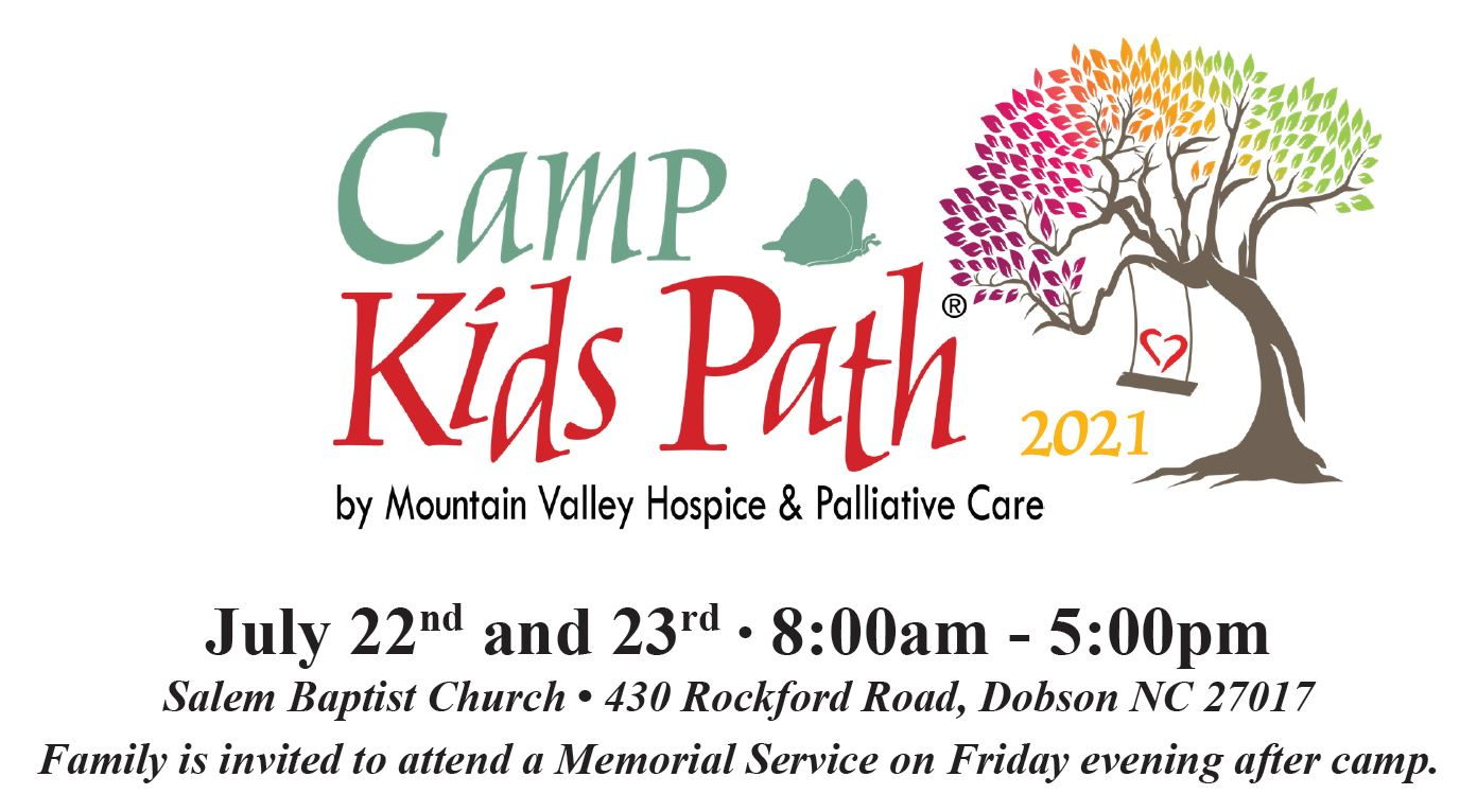 Camp Kids Path Flyer 2021 - Mod5